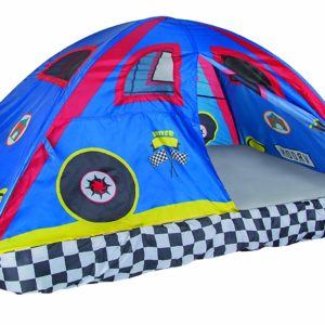 Pacific Play Tents Kids Rad Racer Bed Tent Playhouse - Bed Tent u0026 Dream Tents  sc 1 st  Bed Tent u0026 Dream Tents & Pacific Play Tents Kids Rad Racer Bed Tent Playhouse - Bed Tent ...